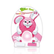 Set creatie pentru modelaj Orange Elephant, Rabbit
